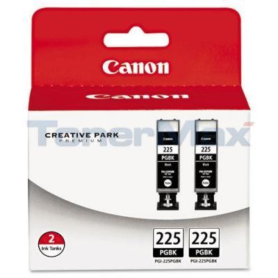 CANON PIXMA IX6520 INK TANK BLACK TWIN-PACK